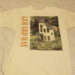 Gerard Way band tee
